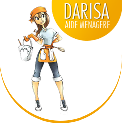 Darisa  Aide-ménagère  - Aide-ménagère