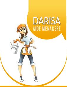 Darisa Aide-ménagère - Aide ménagère – Titres services